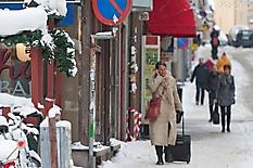 Скандинавия. В гости к йоулу-пукки